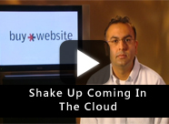Shake Up Coming In The Cloud